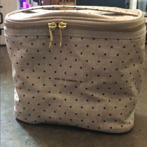 Kate Spade Bag (could be used for lunch or makeup)